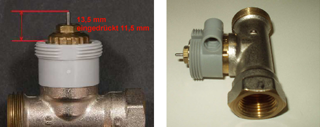 Adapter für Danfoss